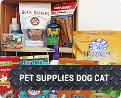 pet supplies dog cat