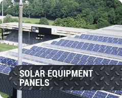solar equipment panels
