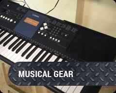 musical gear