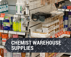 chemist warehouse supplies