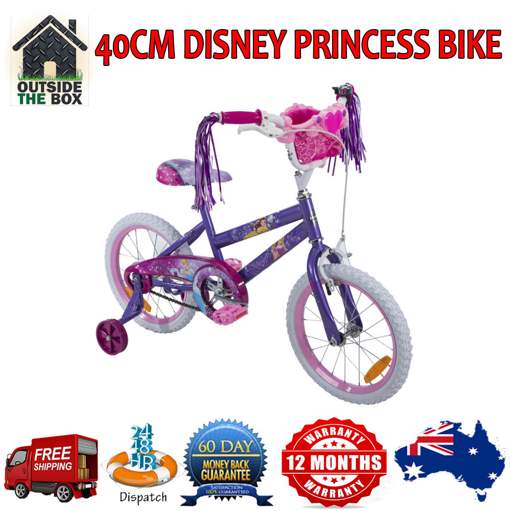 7f4465e4034 16 Inch Kids Bike Disney Princess Girls Bicycle Children Training Riding  Bicycle